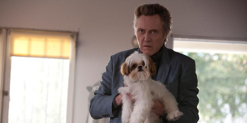 Image result for seven psychopaths christopher walken dog