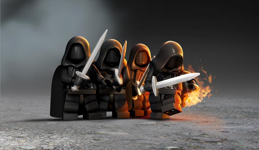 Gaming LEGO Lord Of The Rings Screenshots