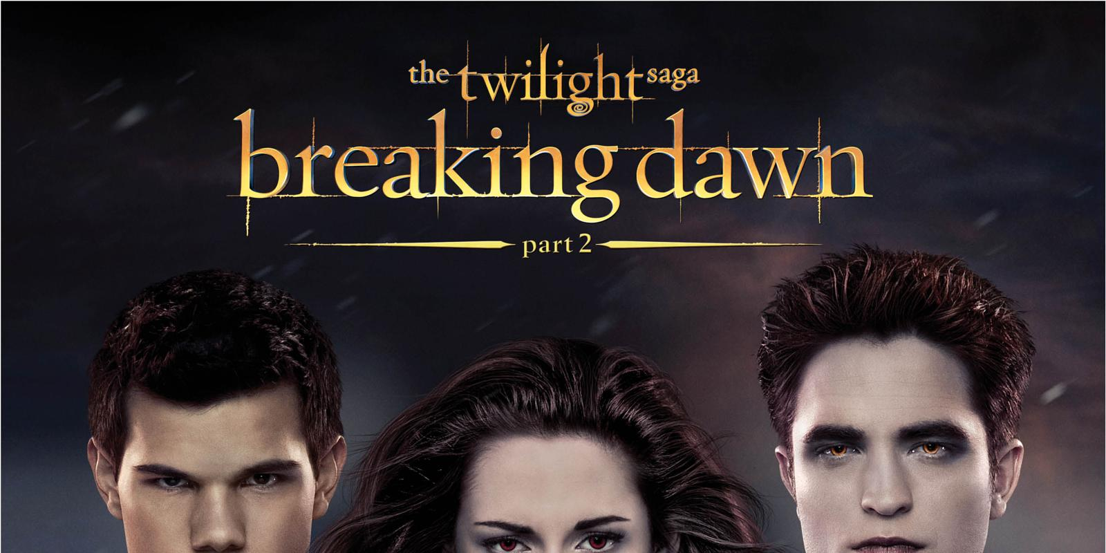 Breaking Dawn Stream