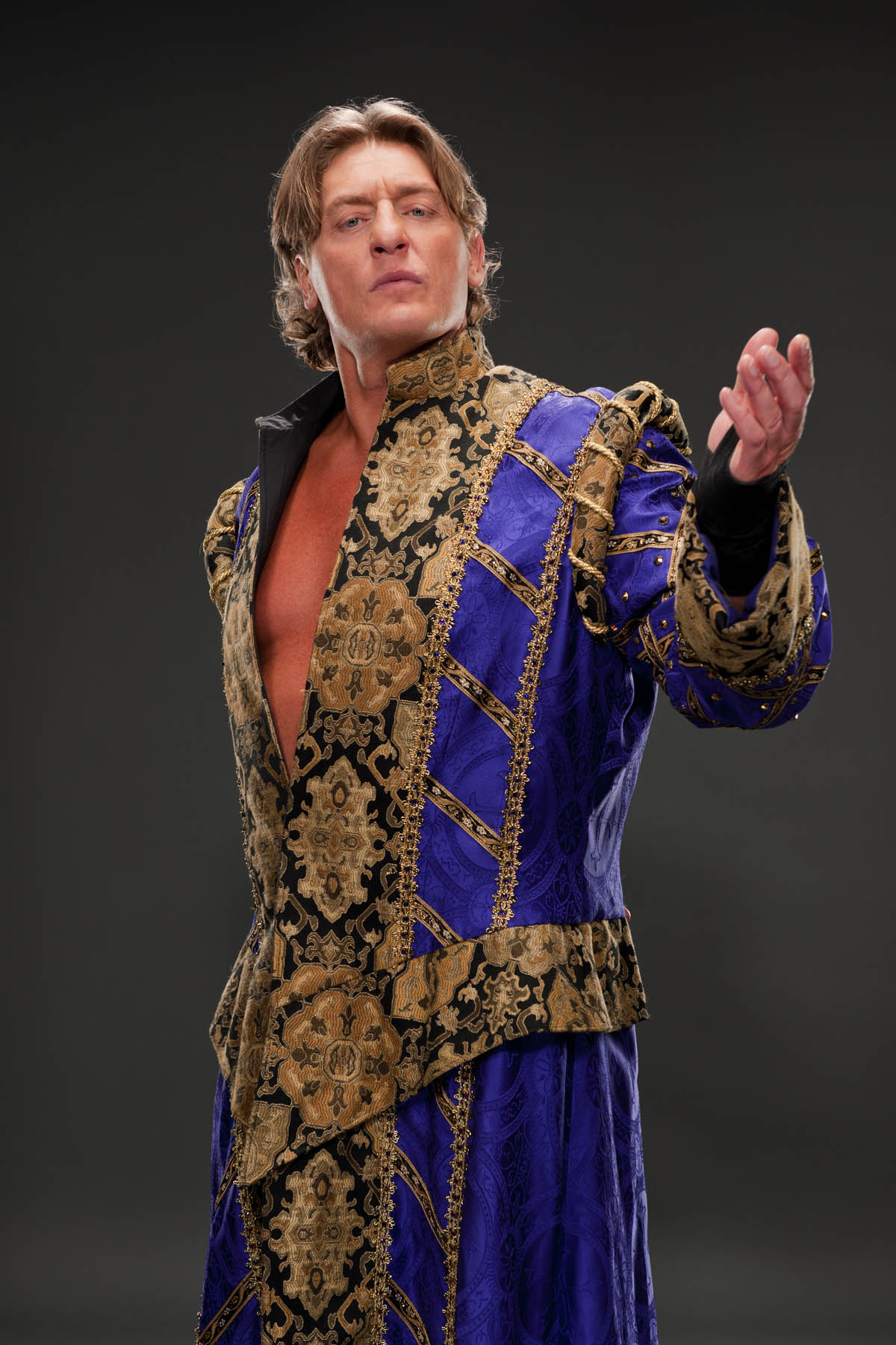 """William Regal will forever be a real man's man: """"It's what ..."""