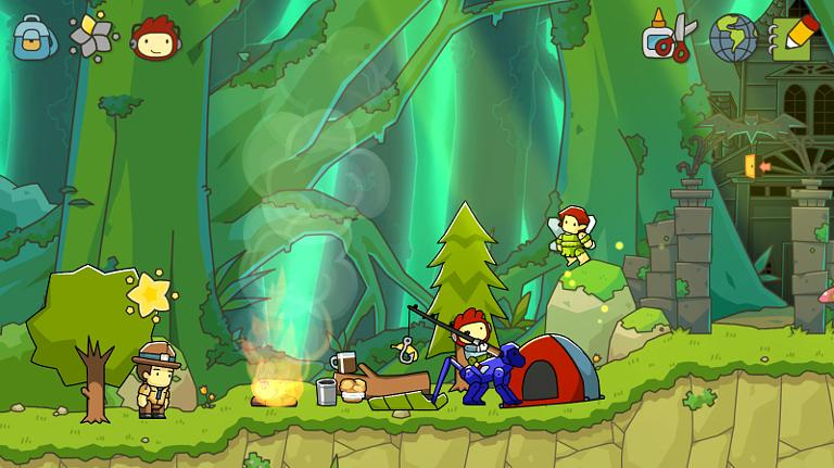 scribblenauts unlimited free play