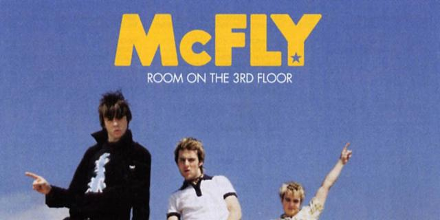 Mcfly Room On The 3rd Floor