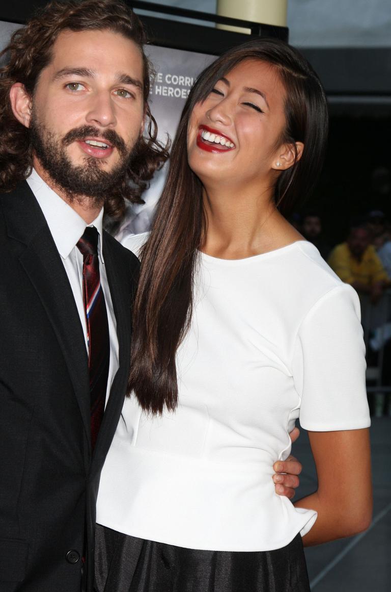 Shia Labeouf Splits From Girlfriend Karolyn Pho