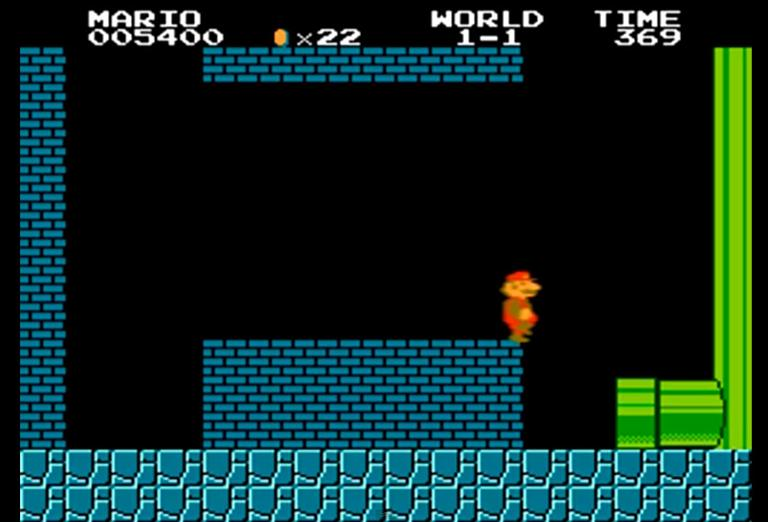 Super mario bros retrospective platforming gold from the 8 bit era super mario bros pronofoot35fo Images