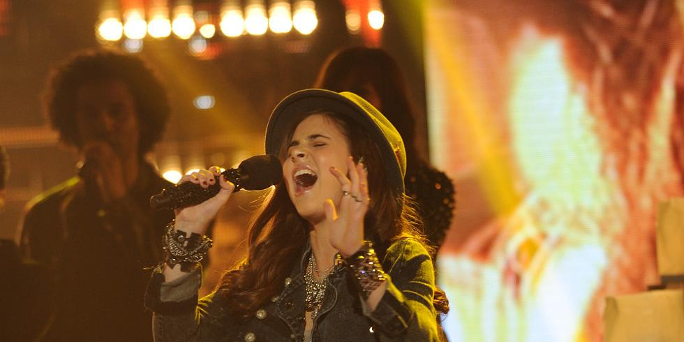 'The X Factor' USA: Top 8 perform