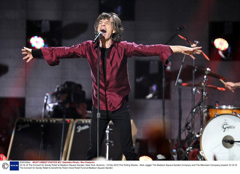 Mick jagger on new rolling stones album people dont want it 12 12 12 the concert for sandy relief at madison square garden new workwithnaturefo