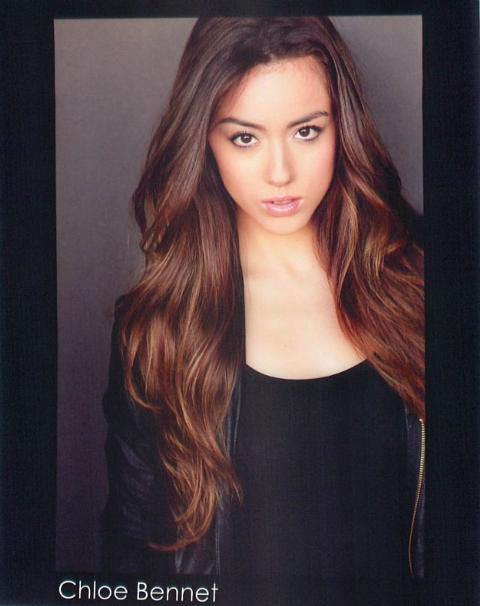 Chloe Bennet Sam Palladio | www.pixshark.com - Images ...