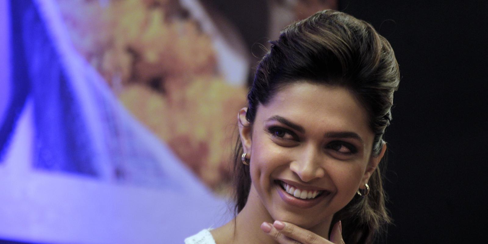 Deepika Padukone: 'I want to do a romance with Salman Khan'