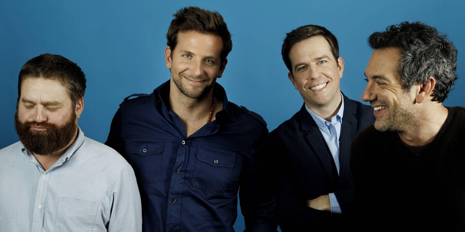 Bradley Cooper, Ed Helms: \'The Hangover Part 4 won\'t happen\'
