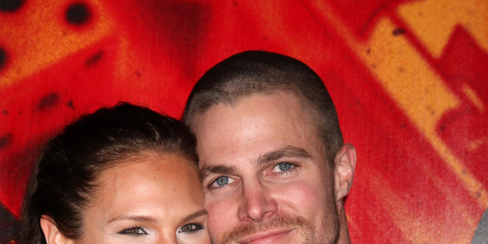 'Arrow' star Stephen Amell marries 'ANTM's Cassandra Jean