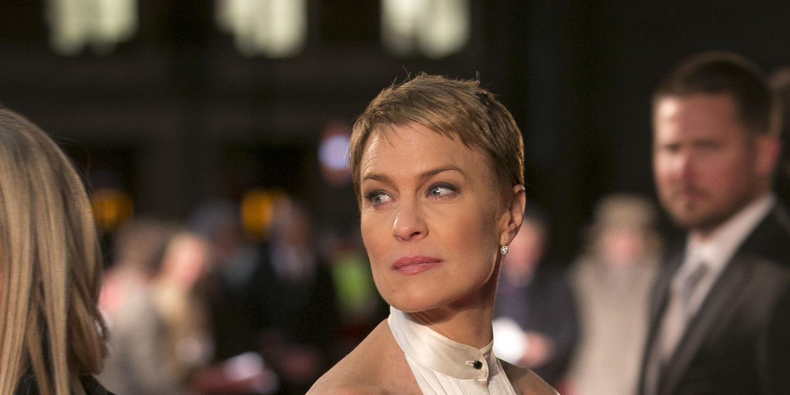 the gallery for gt robin wright forrest gump house of cards