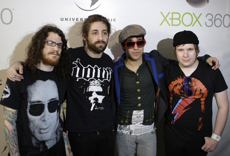 wentz naked pete Fall out boy