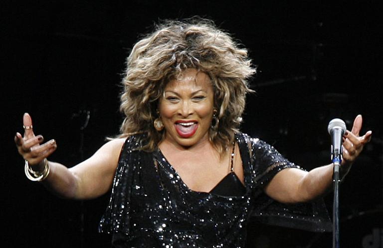 Exceptionnel Tina Turner 'seeking Swiss citizenship' MF14