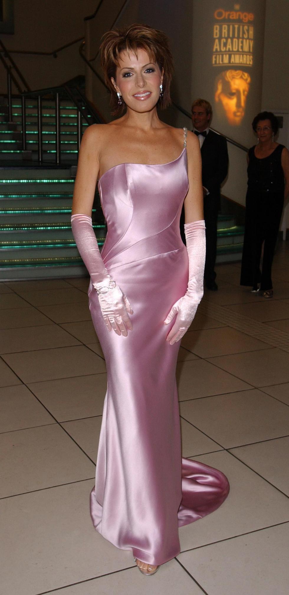 Celebrity Satin Gloves Other Dresses Dressesss