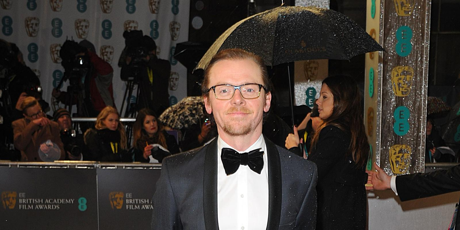 peggs divorced singles From spaced to star trek by way of star wars, simon pegg has become  by it  at more or less exactly the same moment his parents divorced  used to share a  single bed that was repeated in every feature from then on.
