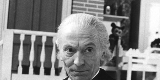 william hartnell biography