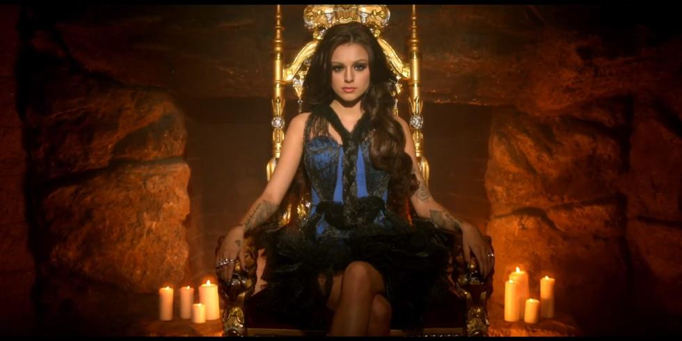 cher lloyd with ur love mp4 video