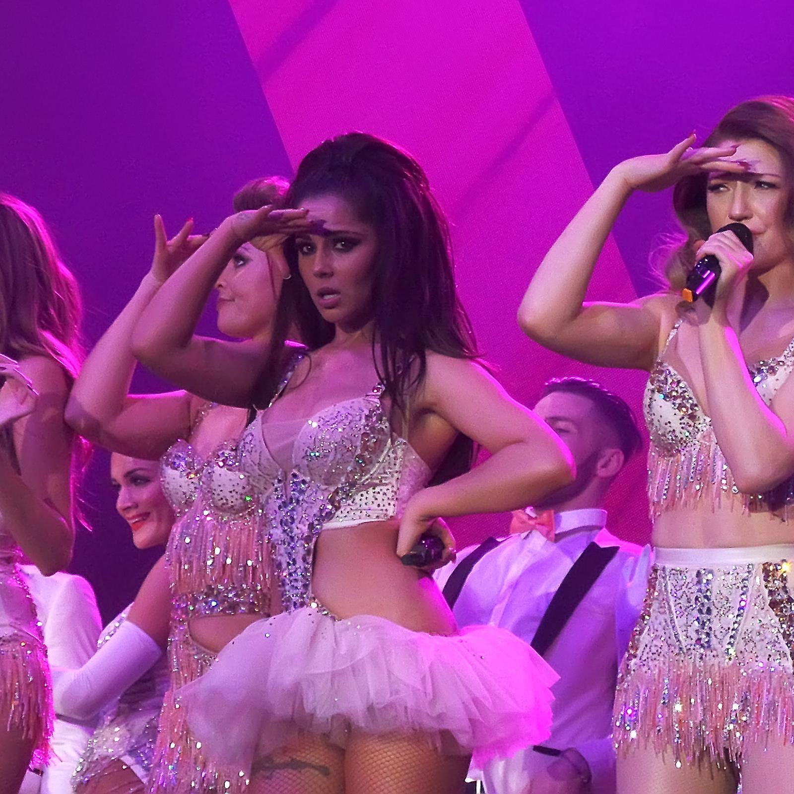Music: Girls Aloud '10' Tour: Opening Night