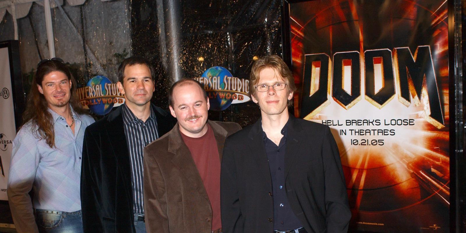 John Carmack the Doom co-creator resigns from id Software