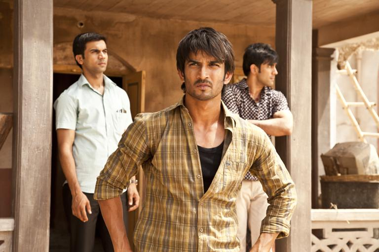 Image result for sushant in Kai Po Che