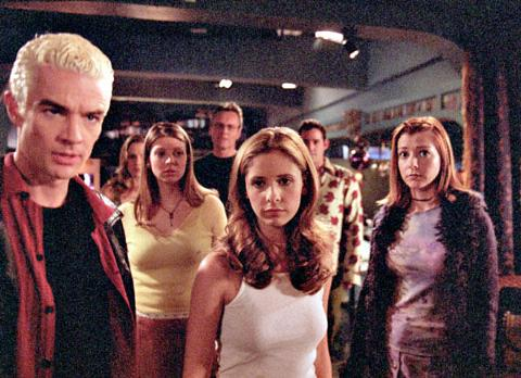 Buffy the vampire slayer cast hookup