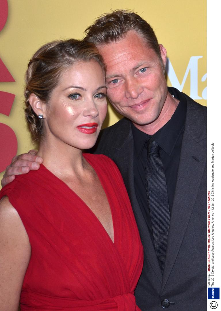 Image result for christina applegate and her husband
