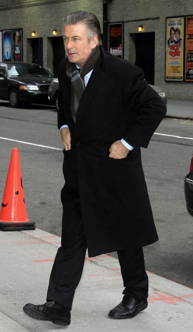Alec Baldwin wants to leave New York due to allegations of homophobia 02/24/2014 47