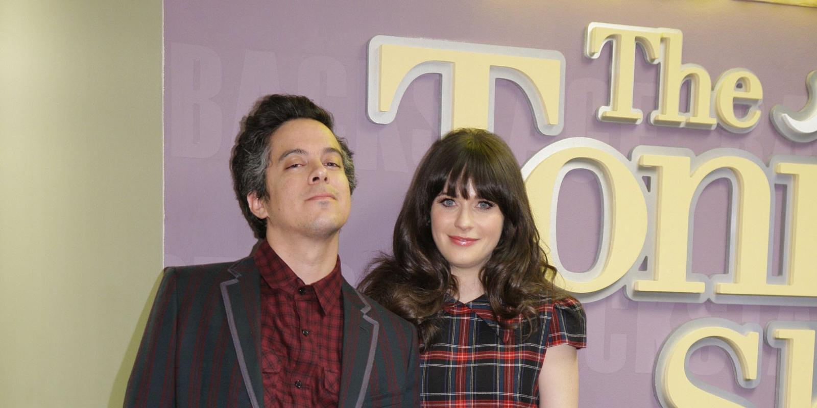 Zooey Deschanel: \'She & Him songs are not based on my life\'