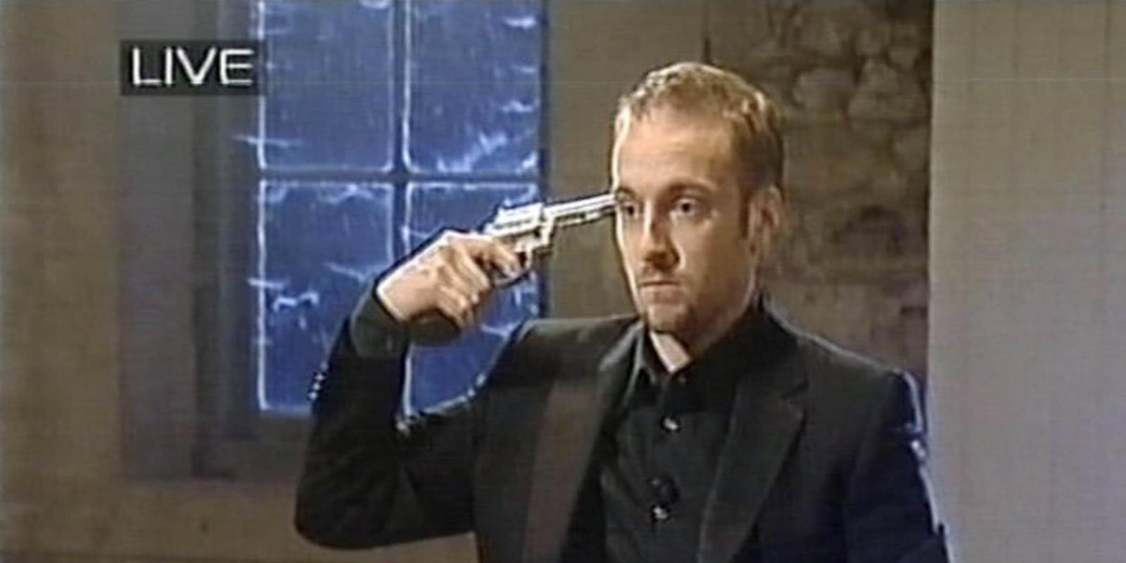 Derren brown russian roulette