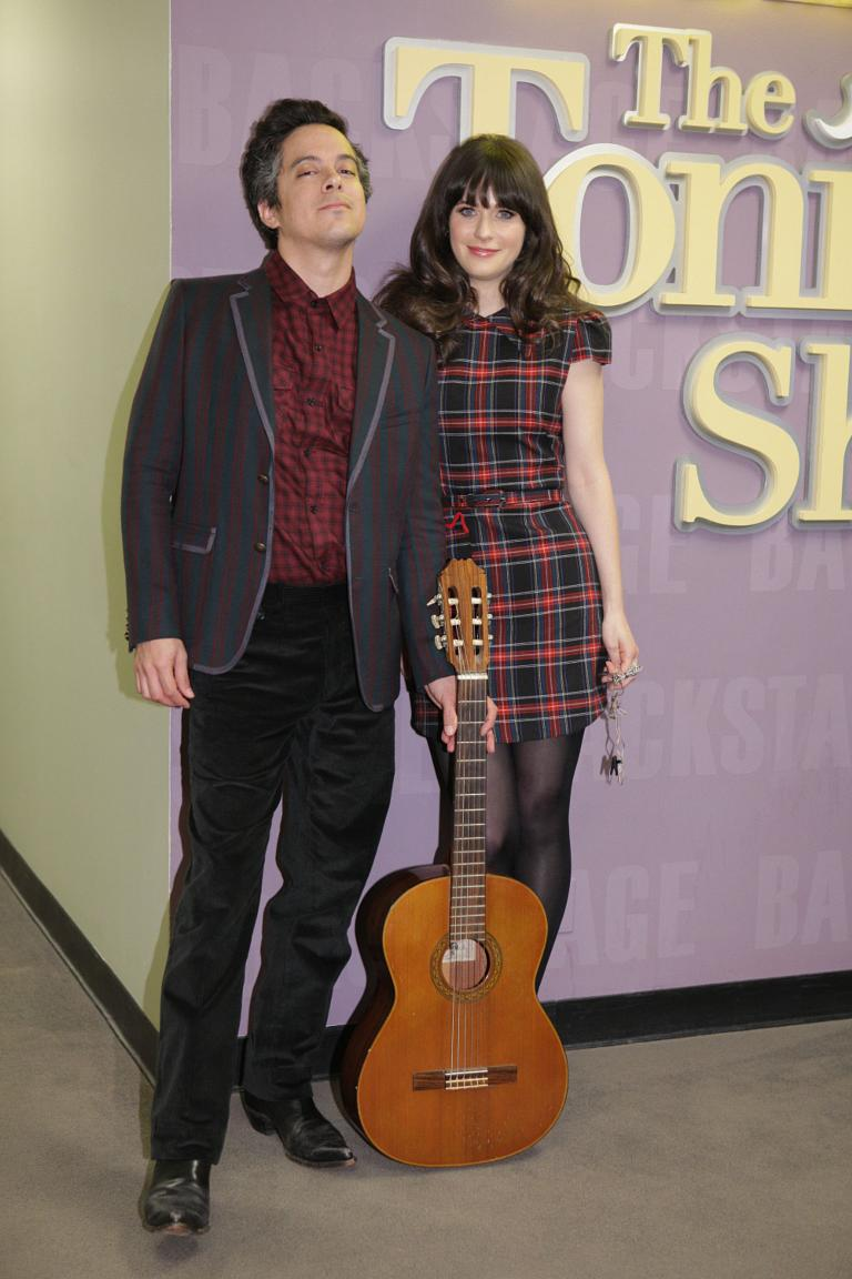 Zooey Deschanel\'s She & Him unveil new song \'Never Wanted Your Love\'