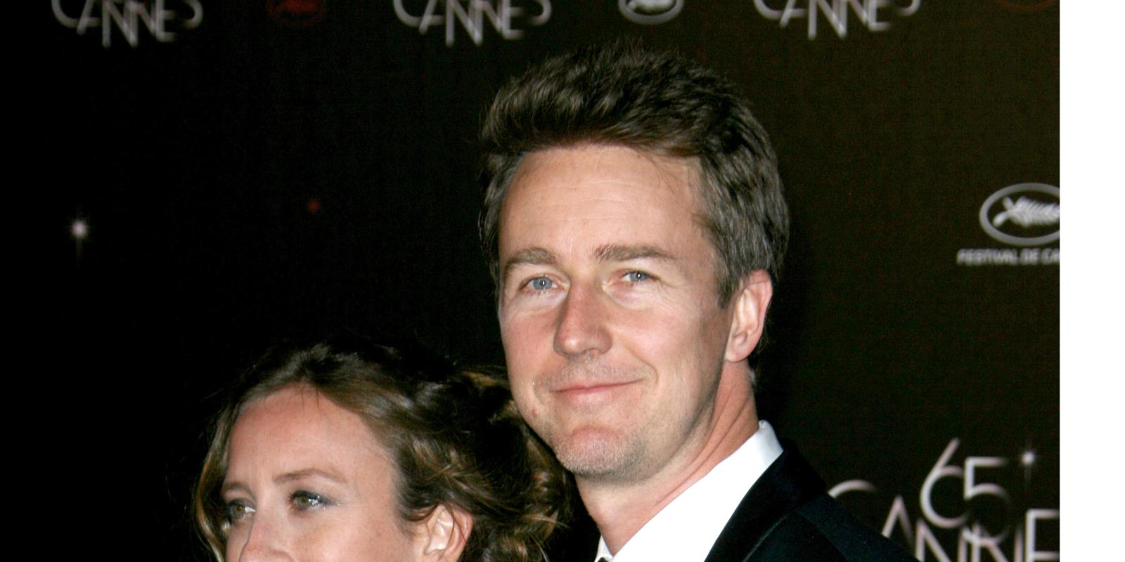 Edward Norton, partner Shauna Robertson 'welcome baby boy'