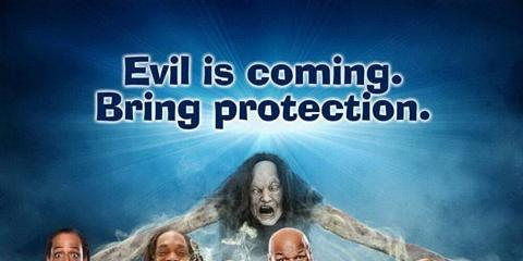 evil is coming