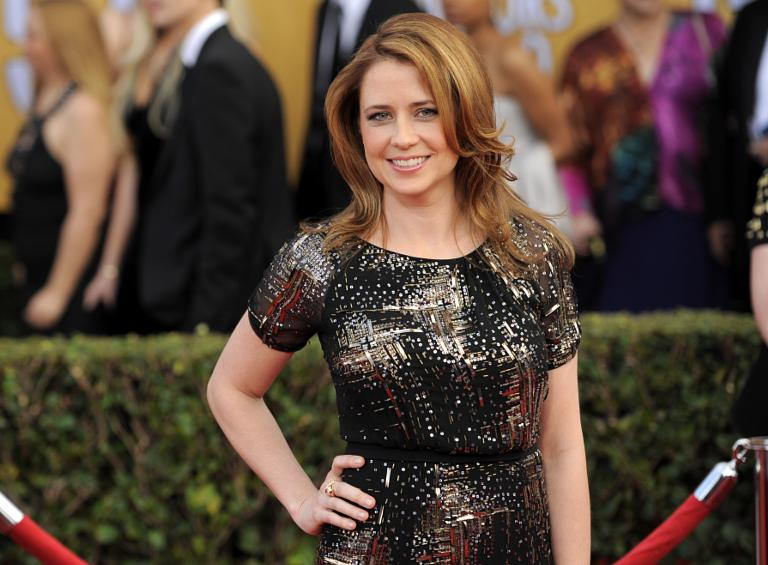 Jenna Fischer At The 19th Screen Actors Guild Sag Awards January 2017