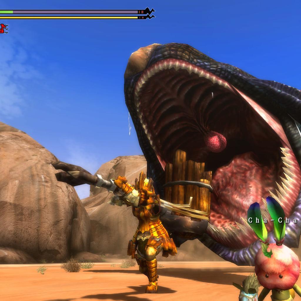 Monster hunter ultimate wii u