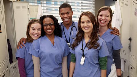 Greys Anatomy Intern Cast Upgraded To Regulars