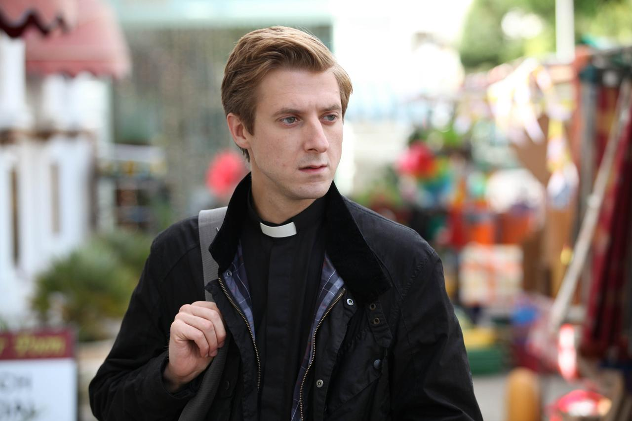 arthur darvill hairstyle