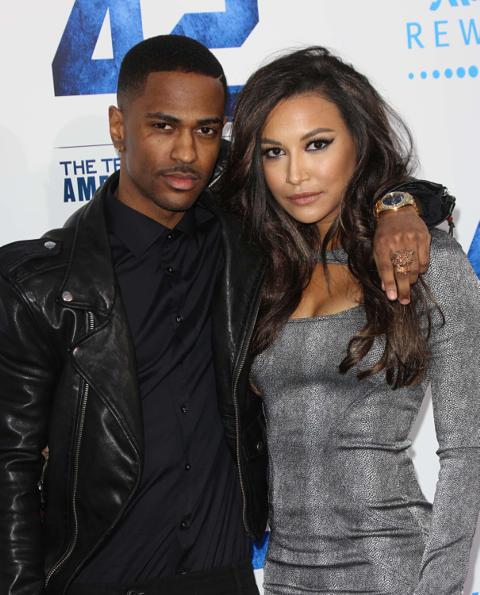 Glee girl dating big sean