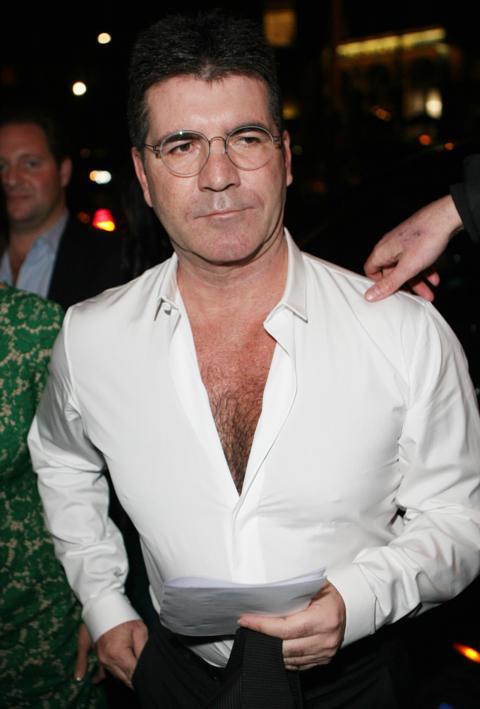 Simon cowell sex