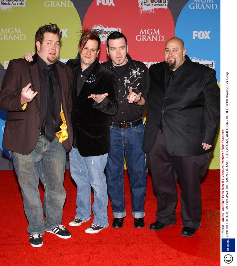 Bowling For Soup announce last ever UK shows