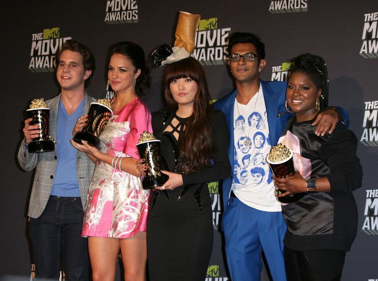 MTV Movie Awards 2013: The winners