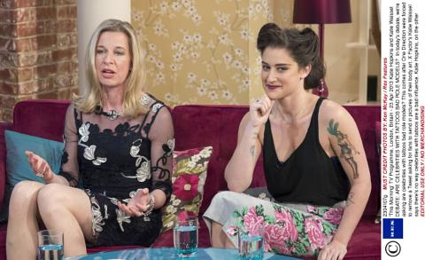 This Morning 39 Tv Programme London Katie Hopkins And Waissel