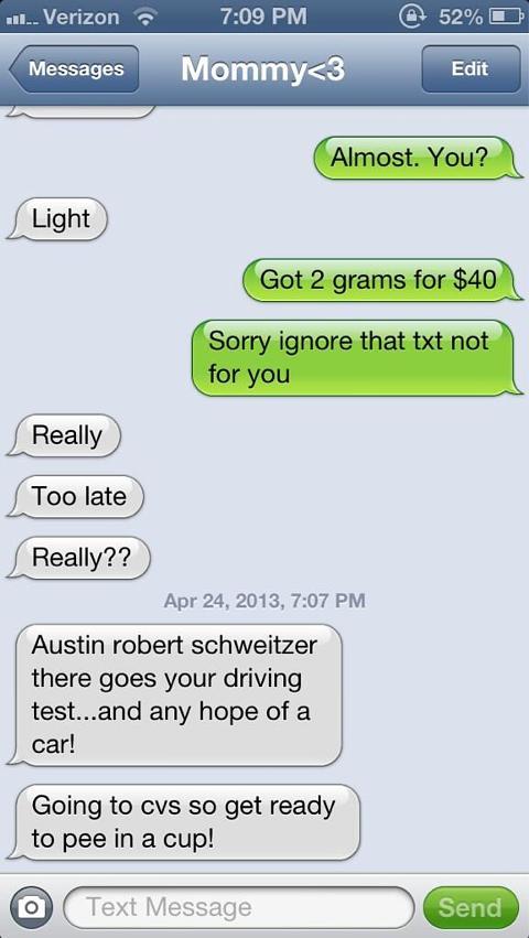 comedian nathan fielder drug deal text prank angers parents pictures