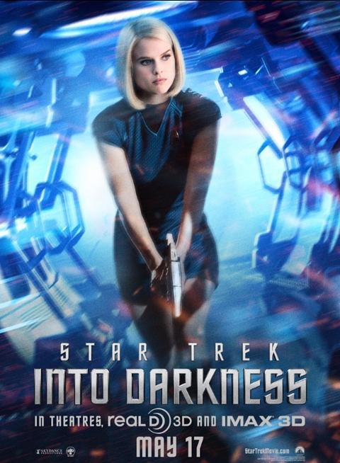 star trek into darkness posters