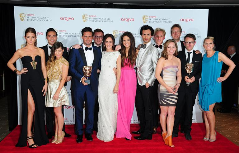 The 2017 Baftas Winners Cast Of Made In Chelsea With Reality And