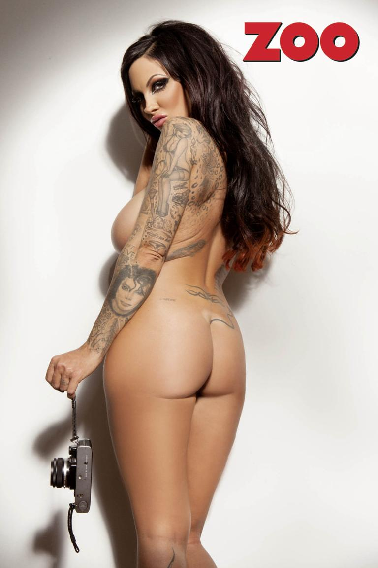 """Jodie Marsh Naked Zoo Stunning jodie marsh recalls """"hollywood a-lister"""" sex offer in raunchy shoot"""