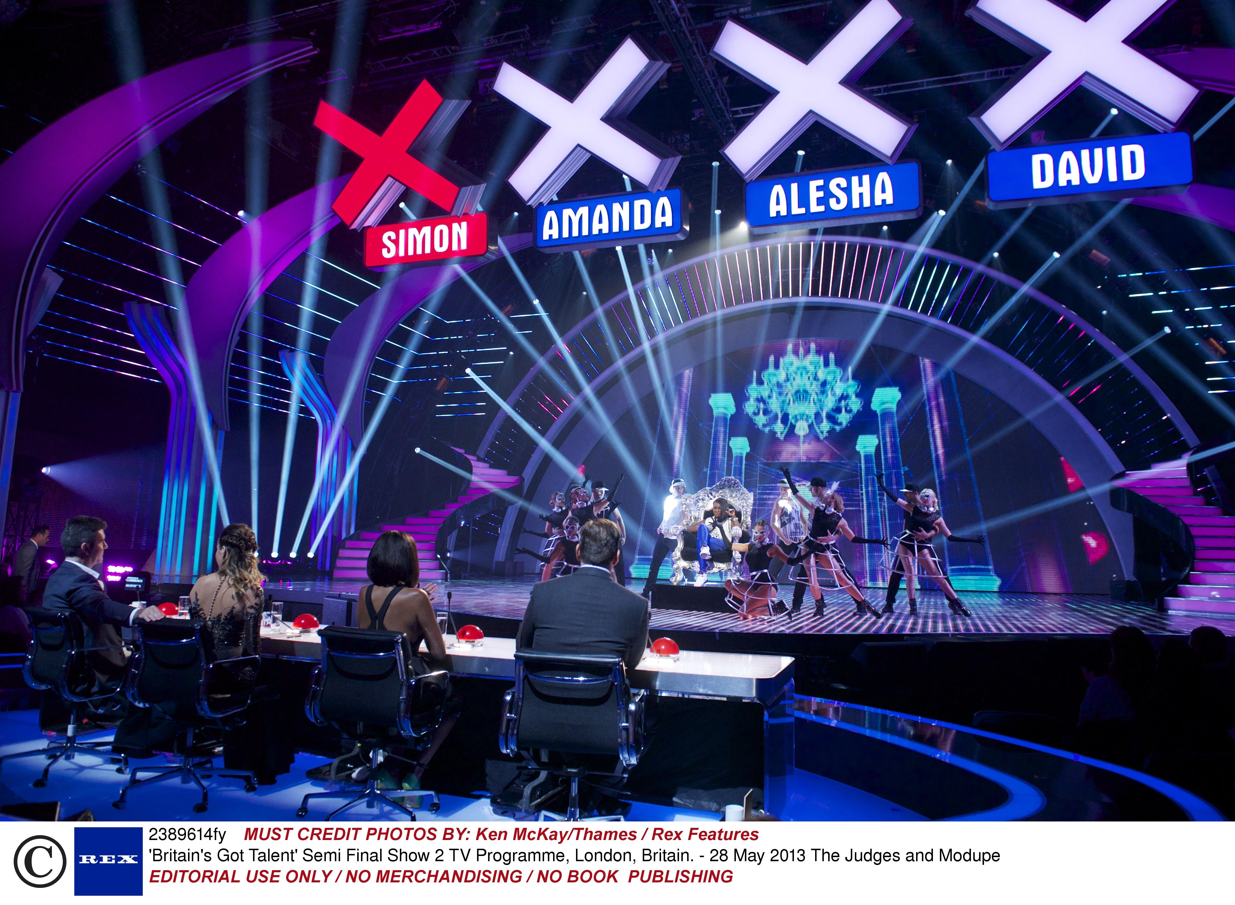 britains got talent live blog