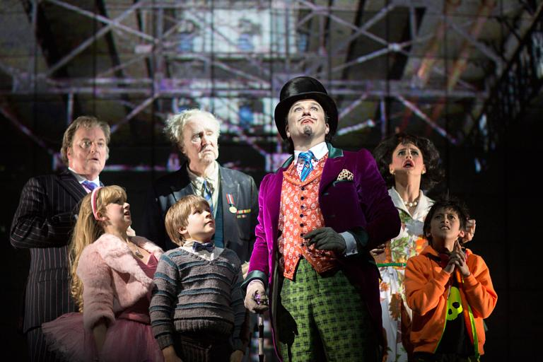 Charlie and the Chocolate Factory: Behind the magic of the West ...