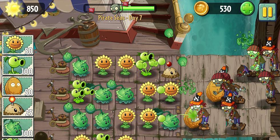 Plants vs Zombies 2\' developer: \'Time travel keeps game fresh\'