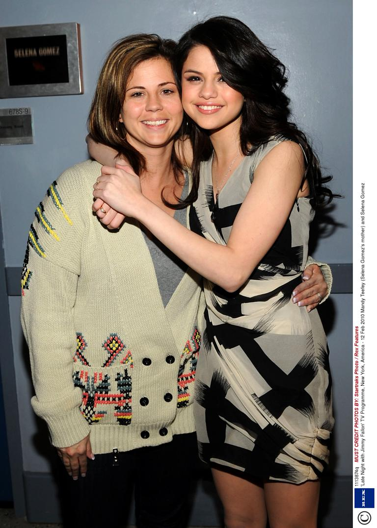 Selena Gomez's Mom Talks Woody Allen - Mandy Teefey Tried To Talk Selena  Out Of The Role
