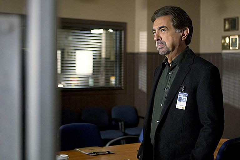 Joe Mantegna as Rossi in 'Criminal Minds'